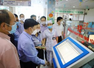 Thẩm định điều kiện triển khai bệnh án điện tử tại Bệnh viện Sản Nhi Bắc Ninh